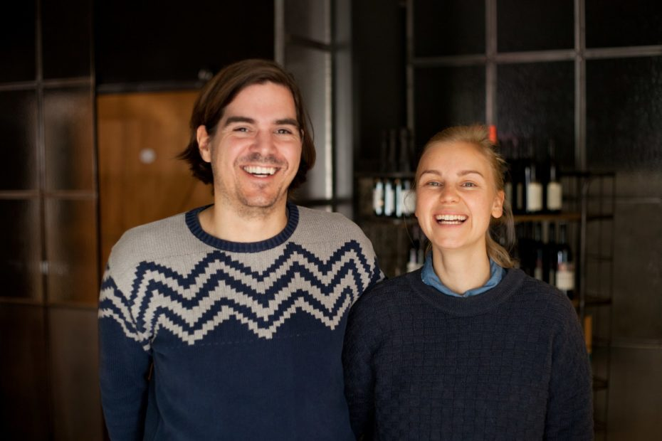 Paul und Sarah Pollinger