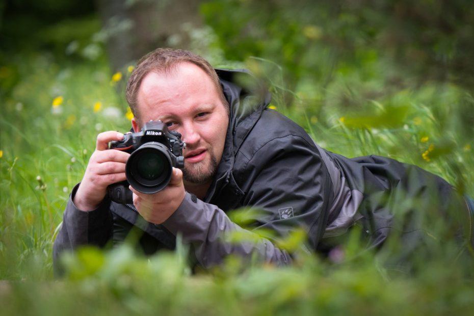 Naturfotograf Sebastian Hennigs
