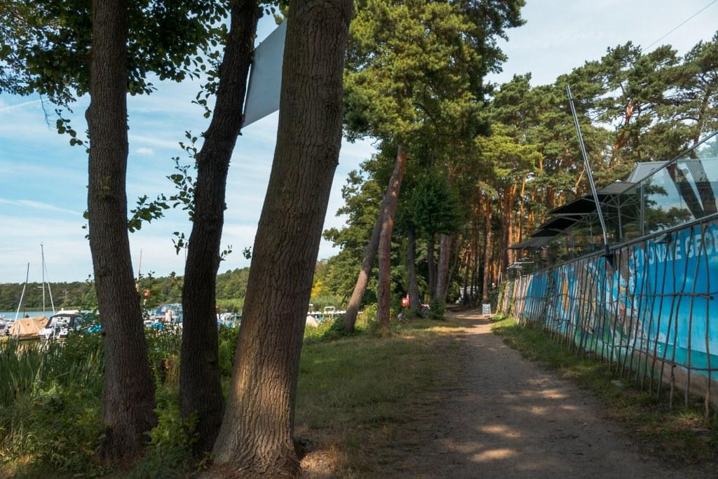 Campingplatz am Krossinsee