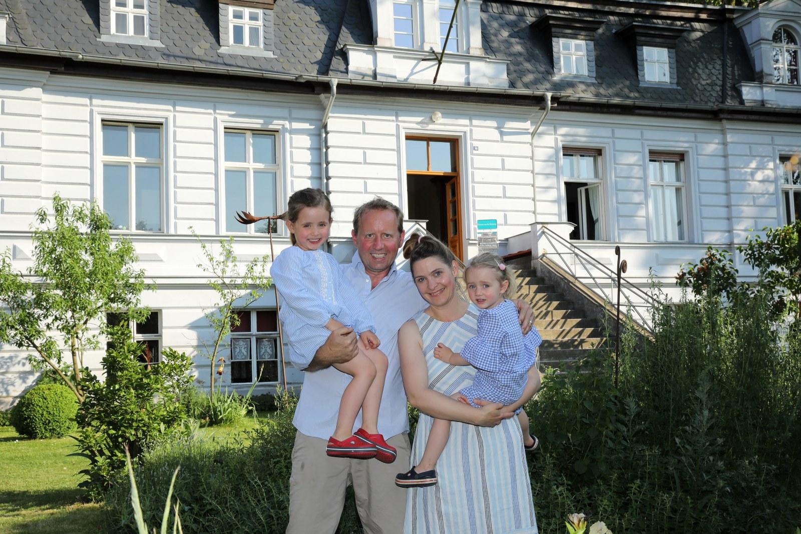 Familie Riest vom Gut Boltenhof