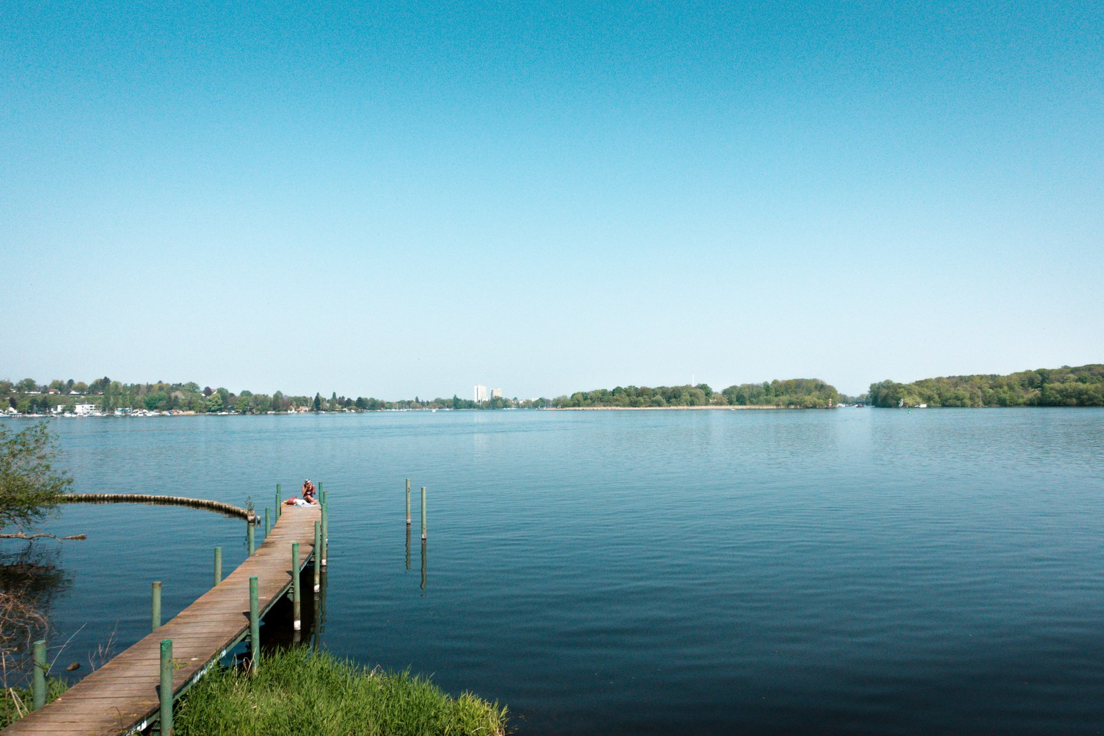 Halbinsel Schildhorn