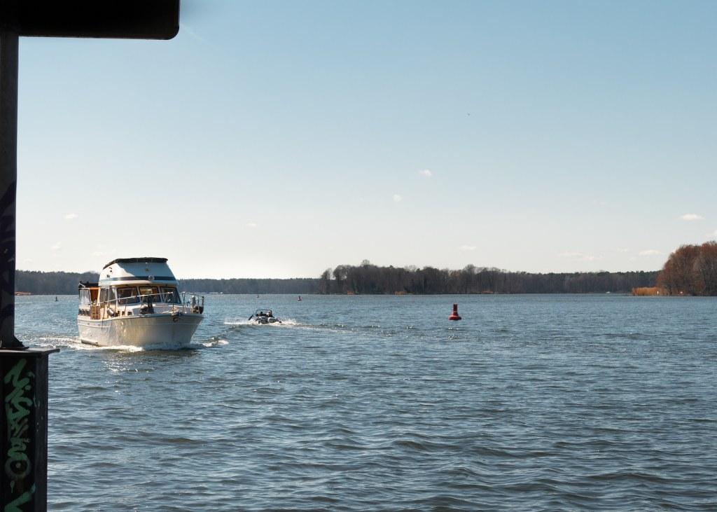 Seddinsee und Boote