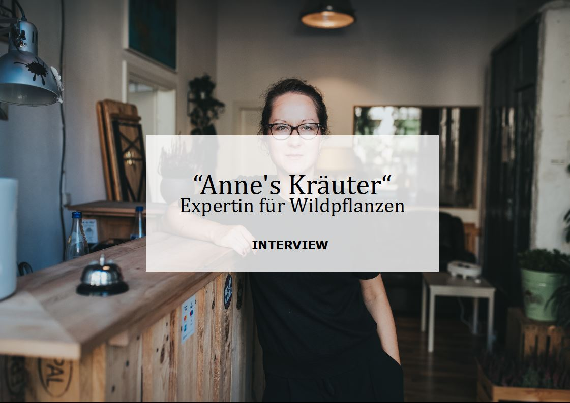 Annes Kräuter Banner