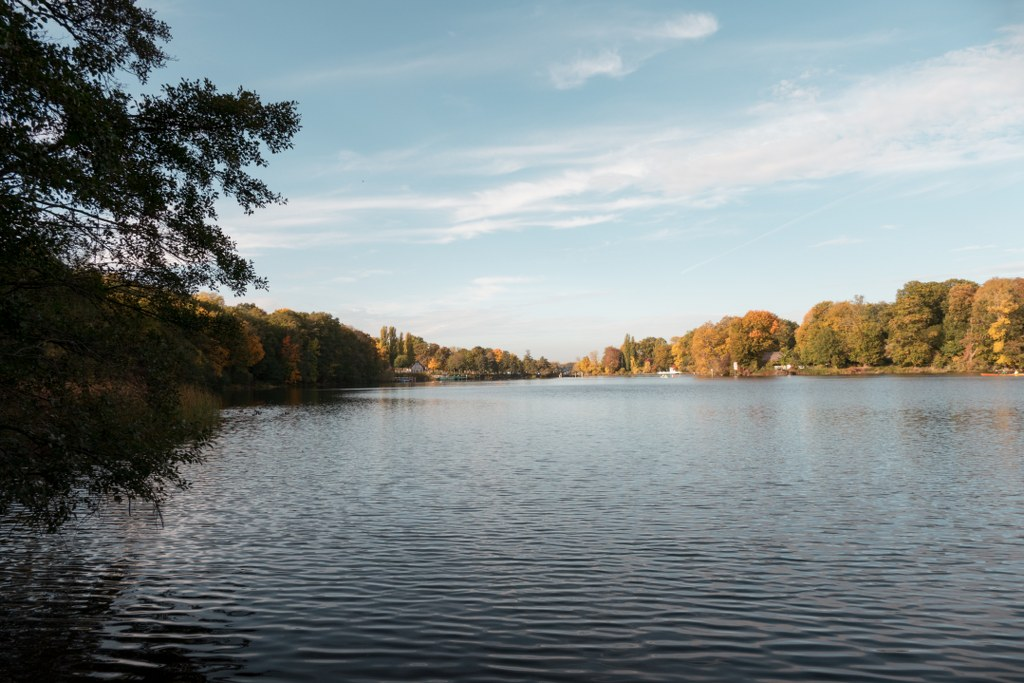 Blick-auf-die-Havel-in-Nikolskoe