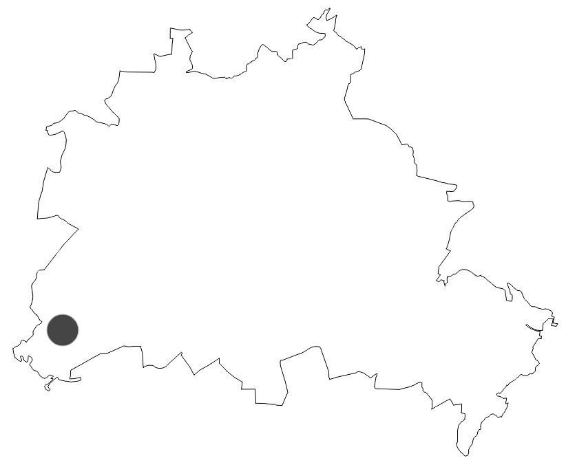 Der Landhausgarten Dr. Max Fraenkel - Berlinkarte