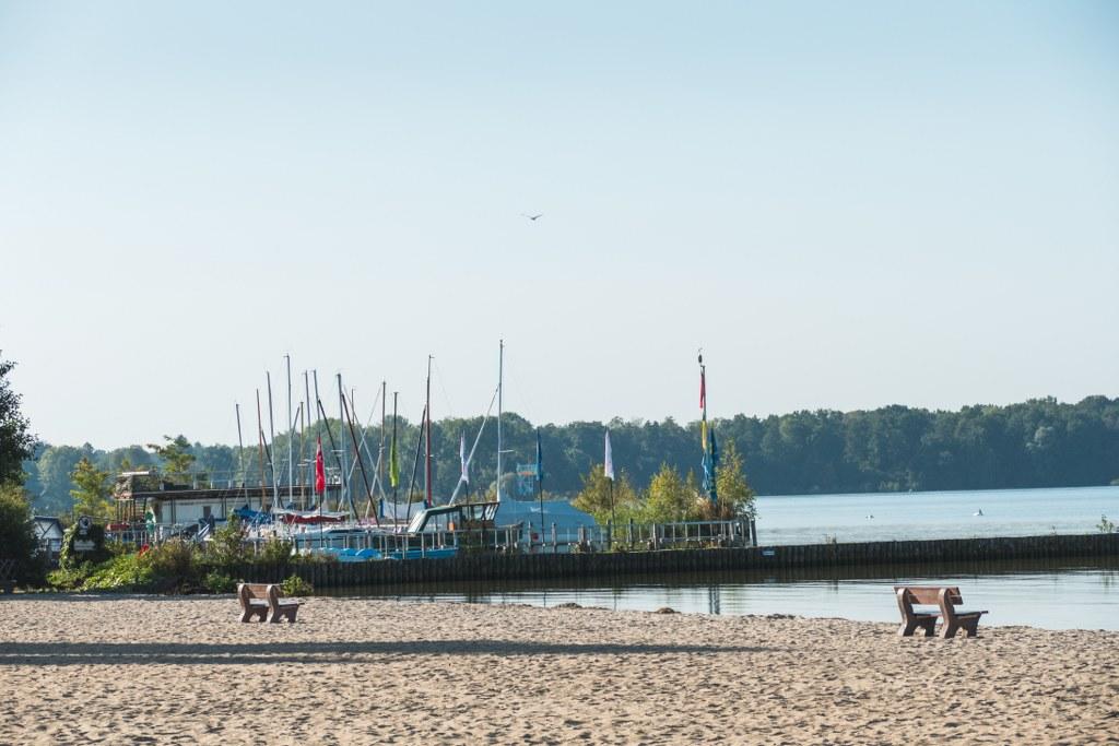Strandbad Müggelsee - Segelschule