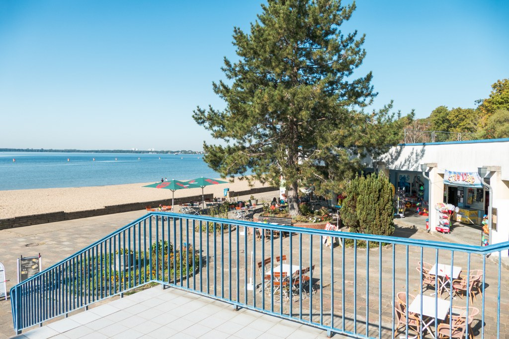 Strandbad Müggelsee - Strandbar und Bistro