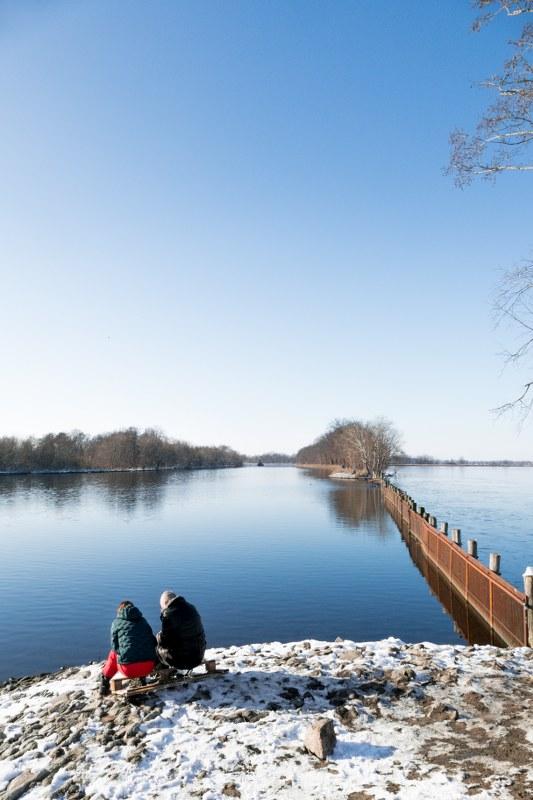 Aussichtspunkt Fahrlander See