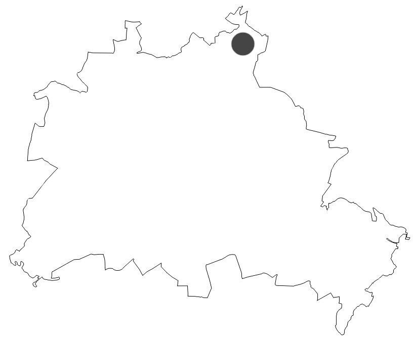 Bogenseekette Berlinkarte