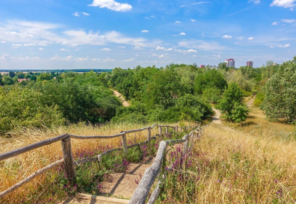 Freizeitpark Marienfelde Titelbild