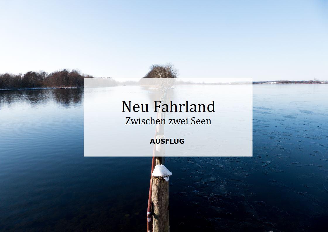 Neu Fahrland Banner