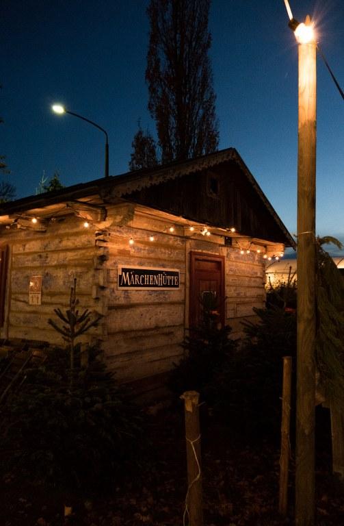 Weihnachtsmarkt Späthsche Baumschule