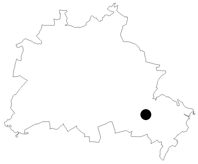 Berlinkarte Kietz