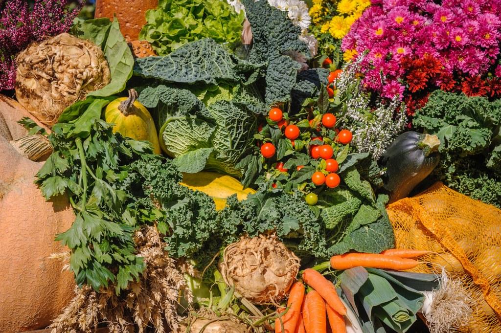 Gemüse am Boxhagener Platz