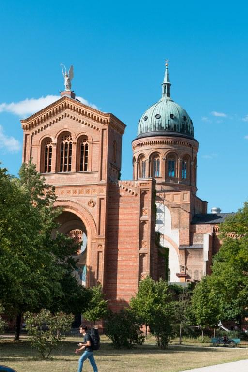 St.-Michael Kirche am Engelbecken