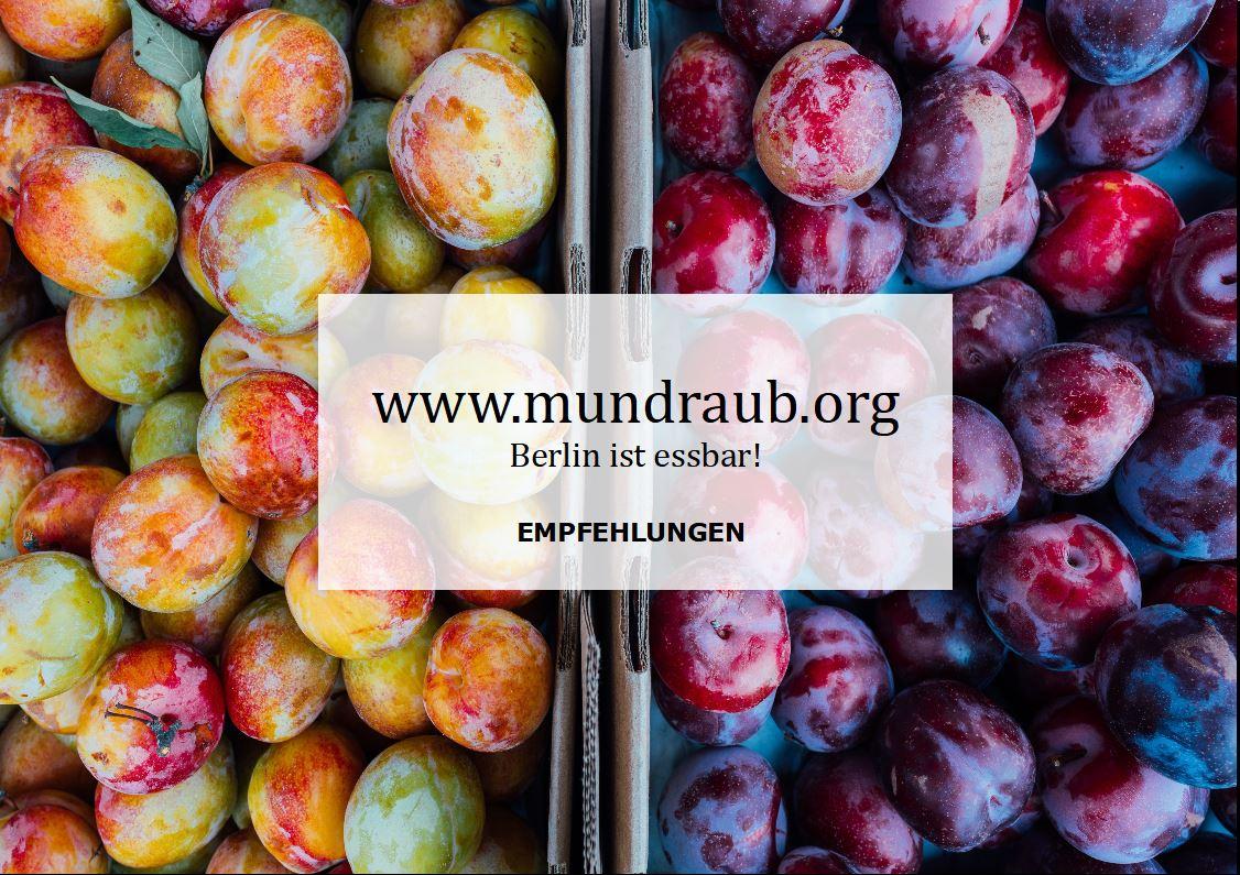 Mundraub.org Titelbild