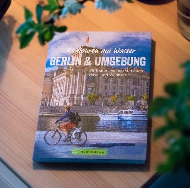 Radtouren am Wasser Buch Christine Volpert