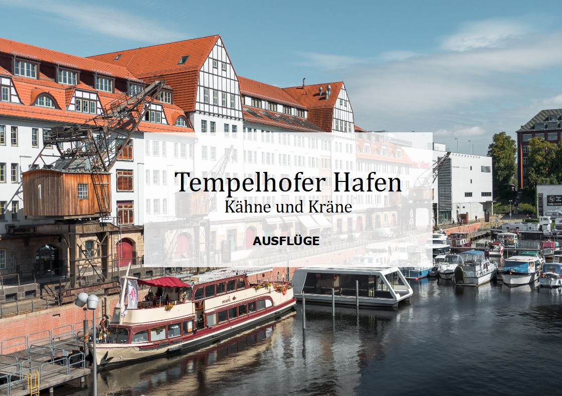Tempelhofer Hafen Titelbild