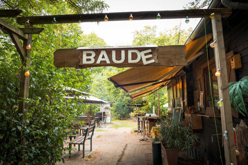 Restaurant Baude Insel Reiswerder