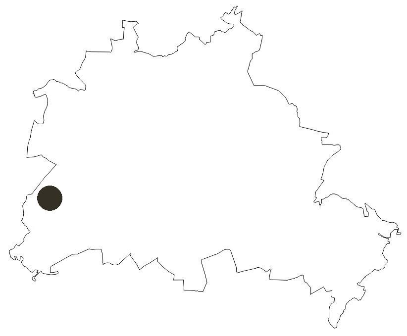 Berlinkarte von Vierfelderhof
