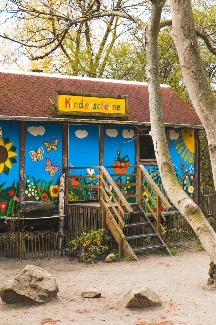 Kinderscheune Vierfelderhof