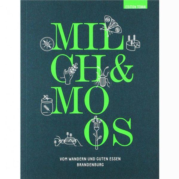 Milch und Moos Buchcover Shop