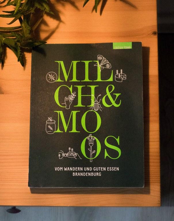 Milch und Moos Buchcover stadtpampa