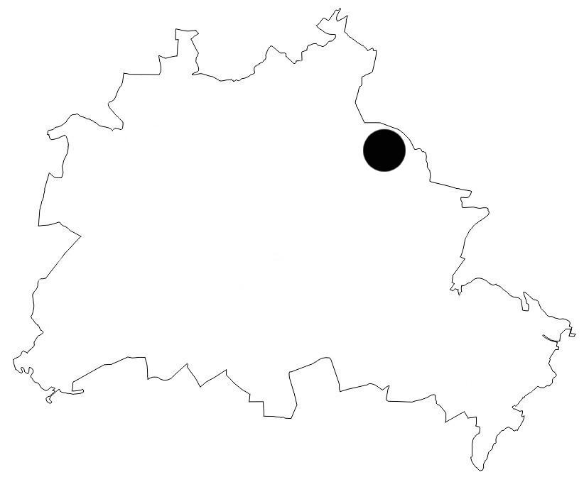 Berlinkarte Falkenberger Rieselfelder